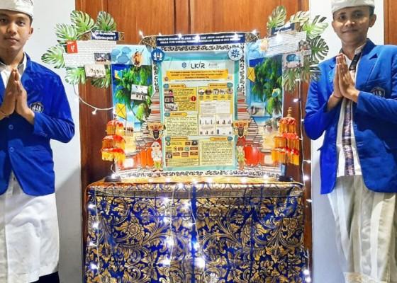 Nusabali.com - siswa-sman-4-denpasar-juara-lomba-karya-ilmiah-remaja-nasional