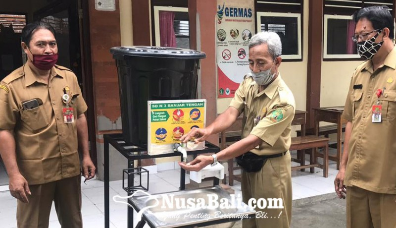 www.nusabali.com-zona-kuning-jembrana-siap-pembelajaran-tatap-muka