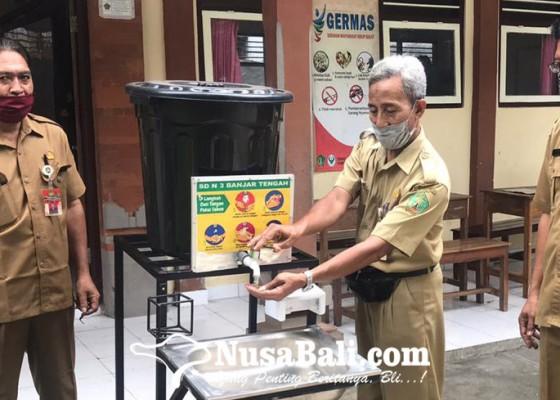 Nusabali.com - zona-kuning-jembrana-siap-pembelajaran-tatap-muka