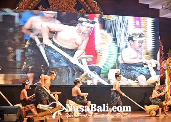 Nusabali.com - permainan-tradisional-lawan-corona-semarakkan-hari-anak-sedunia