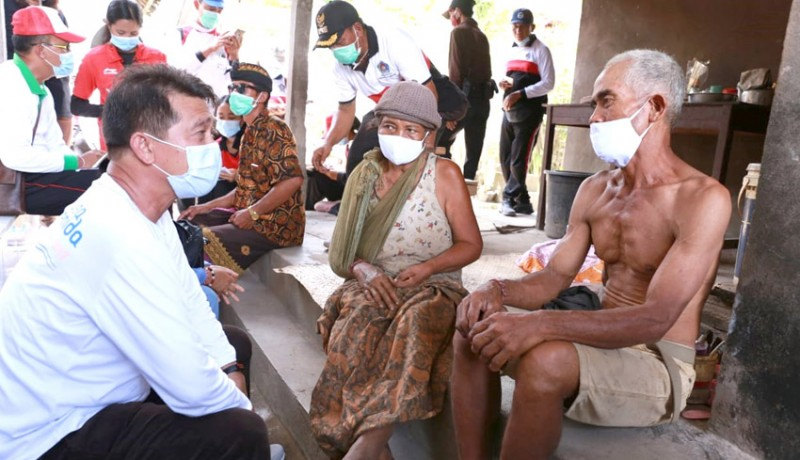 www.nusabali.com-bupati-suwirta-bedah-desa-tanglad