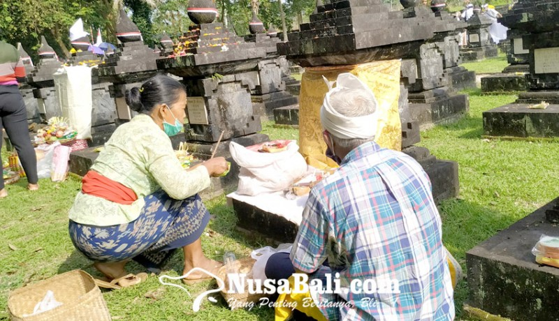 www.nusabali.com-hut-puputan-margarana-keluarga-pejuang-gelar-tradisi-mamunjung
