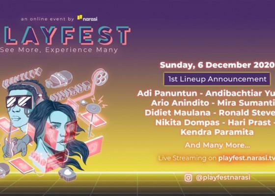 Nusabali.com - belajar-dari-para-content-creator-di-playfest-2020
