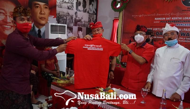 www.nusabali.com-kampanyekan-dana-dipa-koster-sasar-24-stt-secara-virtual