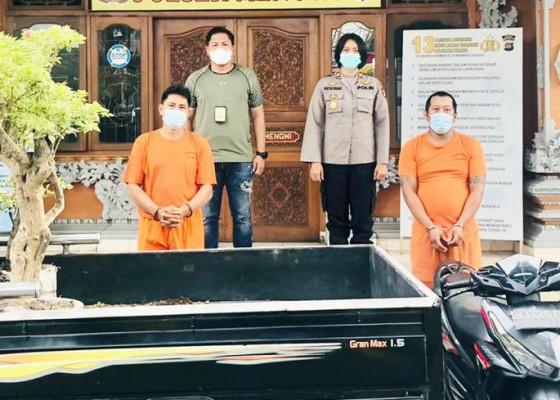 Nusabali.com - beraksi-di-19-tkp-dua-maling-tanaman-hias-dijuk