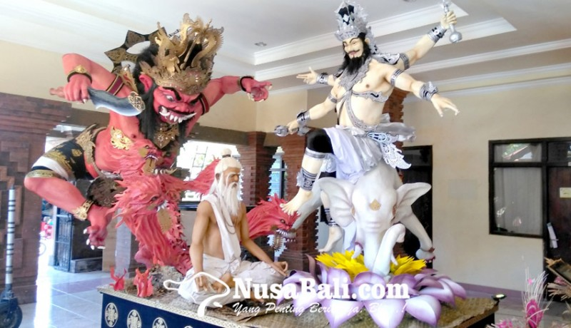 www.nusabali.com-insentif-ogoh-ogoh-st-se-denpasar-siap-dicairkan