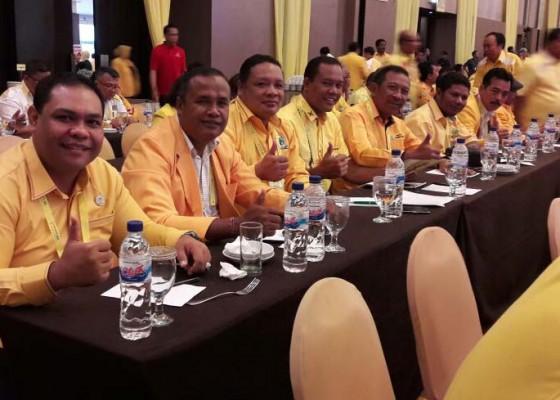 Nusabali.com - pemilu-2019-golkar-tabanan-targetkan-12-kursi