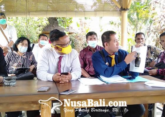Nusabali.com - lapor-polisi-karena-puri-anom-disebut-palsu
