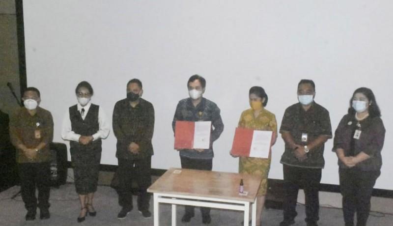 www.nusabali.com-pemkot-denpasar-jalin-kerjasama-dengan-unud