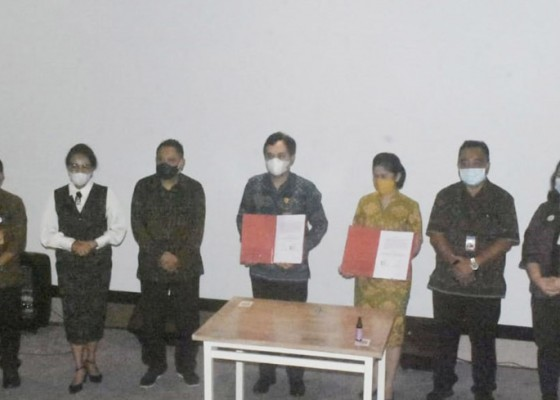 Nusabali.com - pemkot-denpasar-jalin-kerjasama-dengan-unud