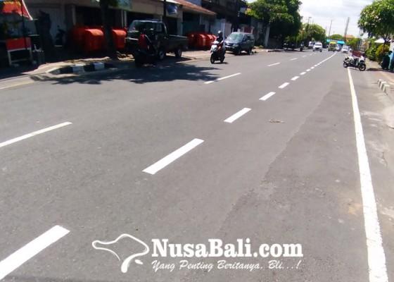 Nusabali.com - jalur-sepeda-tahap-pertama-sepanjang-25-kilometer-rampung