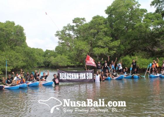 Nusabali.com - bobby-kool-dan-simpatisan-jerinx-peduli-mangrove