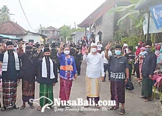 Nusabali.com - gebrak-bebandem-massker-ingin-ulang-kemenangan-pilkada-2015
