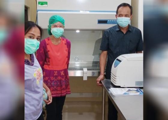 Nusabali.com - lab-pcr-rs-wangaya-resmi-beroperasi
