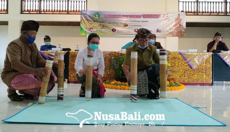 www.nusabali.com-agar-tak-punah-ketungan-diseminarkan
