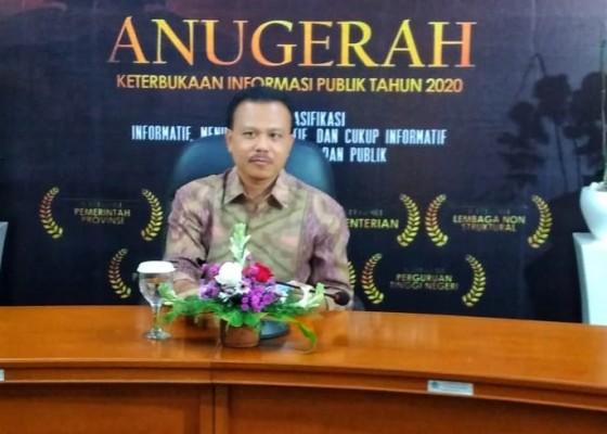 Nusabali.com - bali-sabet-klasifikasi-informatif-keterbukaan-informasi-publik-2020