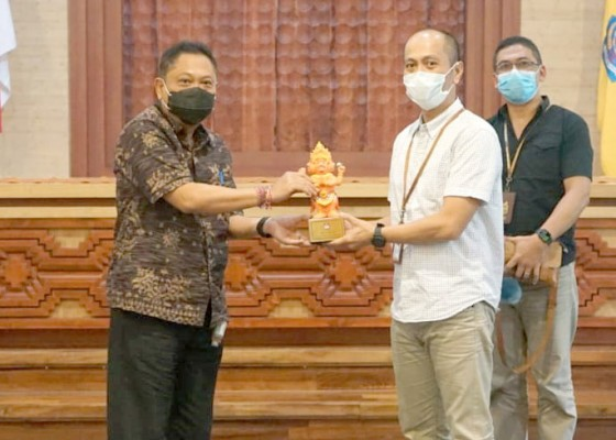 Nusabali.com - rakor-forkopimda-denpasar-terkait-pengamanan-pilkada-2020