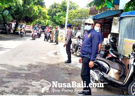 Nusabali.com - sejam-operasi-di-jembrana-jaring-40-pelanggar-prokes-covid-19