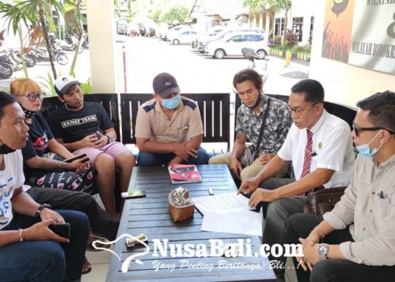 Nusabali.com - korban-magang-ke-jepang-datangi-polres