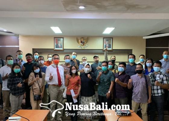 Nusabali.com - studi-kehumasan-awak-media-bisa-jadi-ide-melahirkan-perda