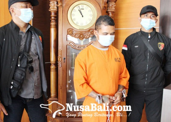 Nusabali.com - tersangka-penebasan-tetangga-ngaku-terdesak