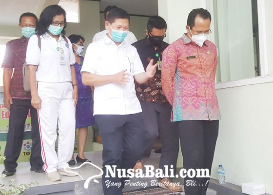 Nusabali.com - sah-lab-pcr-rsud-buleleng-dapat-izin-operasional