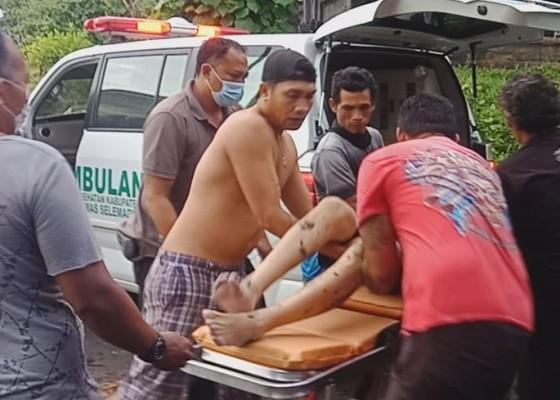 Nusabali.com - sekeluarga-asal-jakarta-terseret-arus-pantai-balian-tiga-anak-selamat-ayah-tewas