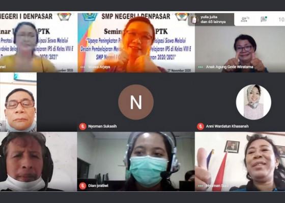 Nusabali.com - wawa-arjaya-gelar-seminar-tunggal-hasil-penelitian-tindakan-kelas