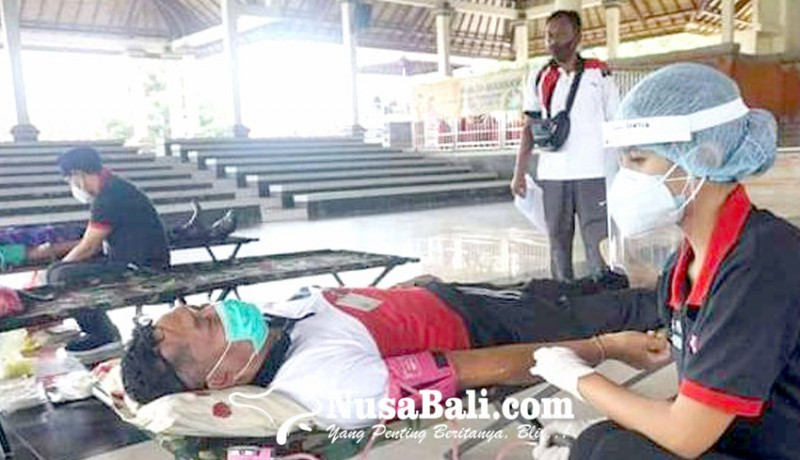 www.nusabali.com-pasien-covid-19-dapat-sembako-asn
