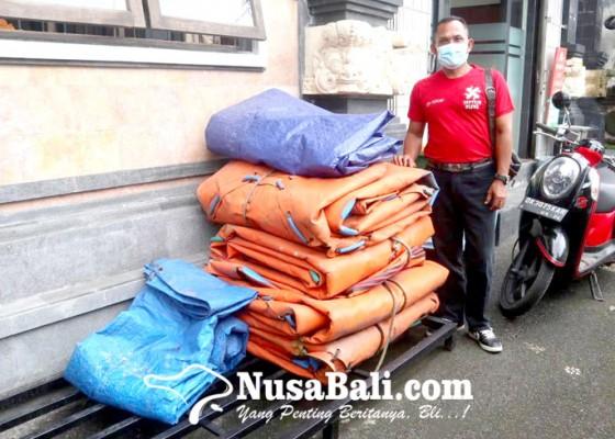 Nusabali.com - bumdes-kedewatan-sewakan-perahu-karet-rafting