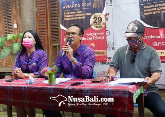 Nusabali.com - rangkaian-gemacipa-2020-berikan-apresiasi-pada-dunia-penyiaran