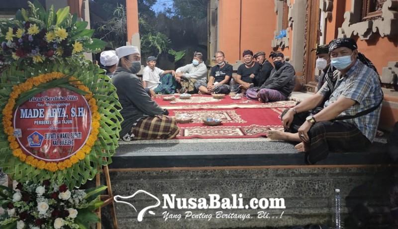 www.nusabali.com-belum-genap-setahun-menjabat-perbekel-tajun-meninggal