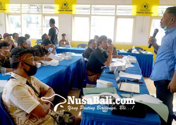 Nusabali.com - saksi-massker-dibekali-pasal-pidana-pilkada