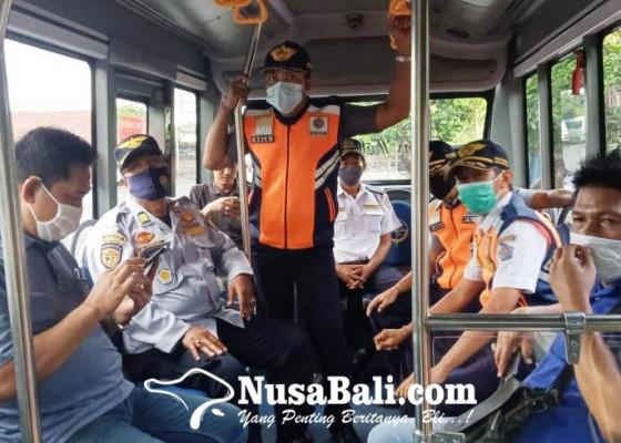 Nusabali.com - pemkot-lakukan-uji-coba-jalur-trans-metro-koridor-iii