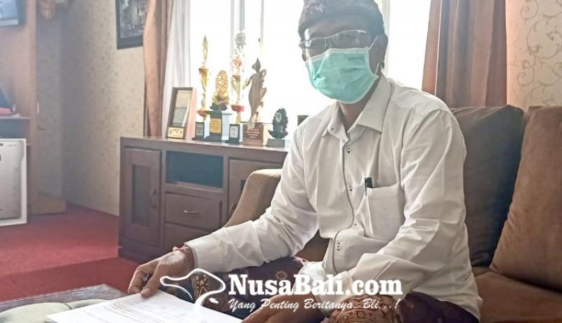 www.nusabali.com-dirut-pd-pasar-kota-denpasar-geber-data