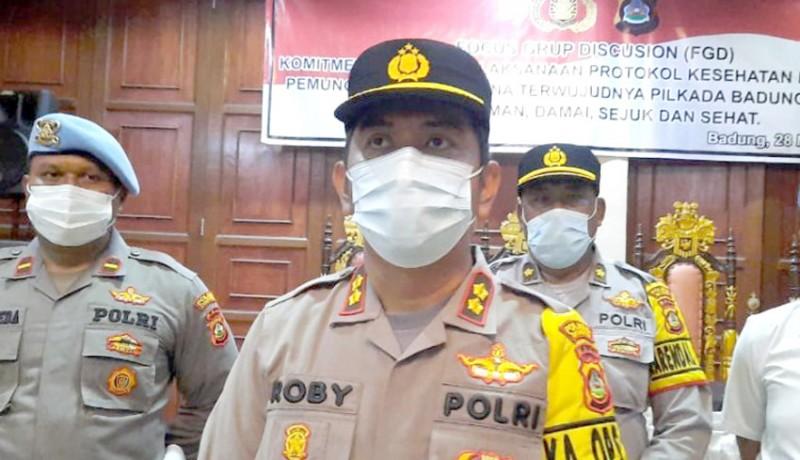 www.nusabali.com-polres-badung-kerahkan-800-personel