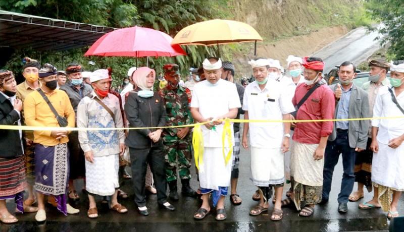 www.nusabali.com-bupati-bangli-resmikan-dua-jembatan