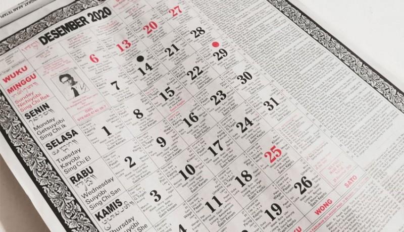 www.nusabali.com-catat-ini-revisi-terbaru-jadwal-libur-akhir-tahun-2020