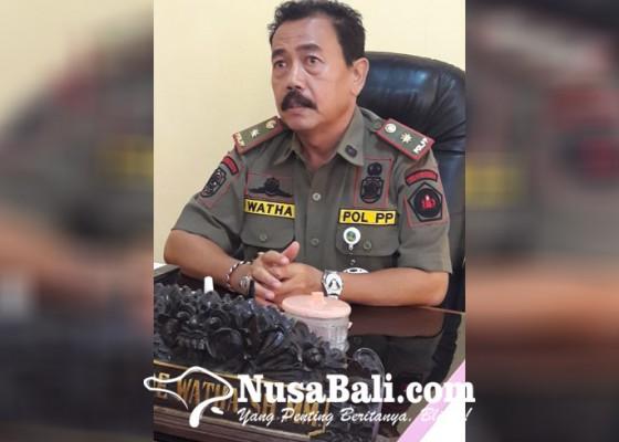 Nusabali.com - beredar-surat-rekrutmen-thl-satpol-pp