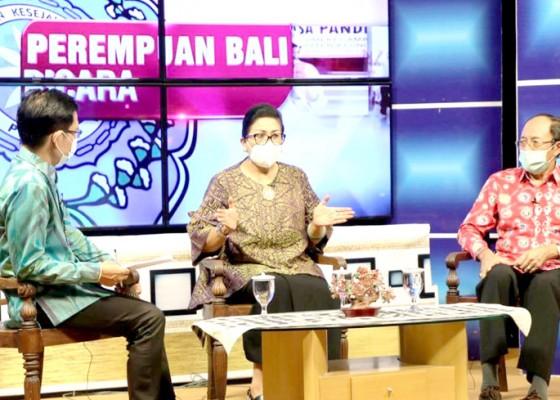 Nusabali.com - putri-koster-minta-kaum-ibu-jadi-contoh-penerapan-3m-plus