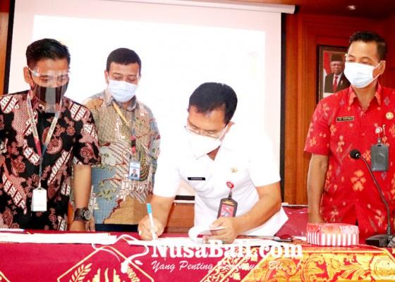 Nusabali.com - badung-terima-hibah-alat-produksi-pangan-rumput-laut-dari-bppt