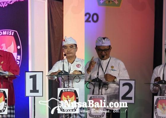 Nusabali.com - jaya-wira-vs-panji-budi-panas-di-debat-pamungkas