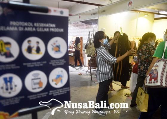 Nusabali.com - transaksi-denfest-2020-tembus-rp-2-miliar