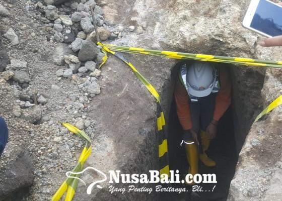 Nusabali.com - terowongan-belanda-ditemukan-di-bendungan-tamblang
