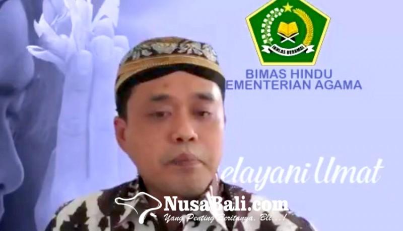 www.nusabali.com-dirjen-bimas-hindu-kupas-pandemi-menurut-teologi-hindu