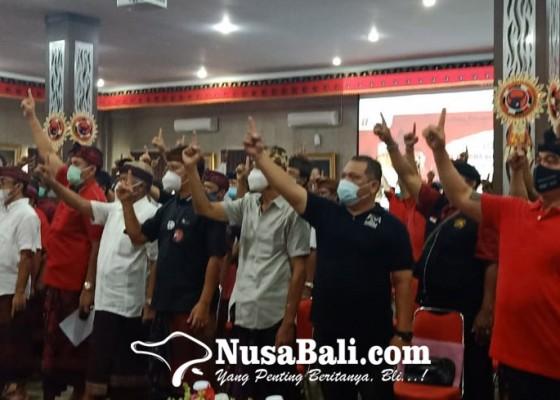 Nusabali.com - buleleng-perantauan-deklarasi-menangkan-jaya-wibawa