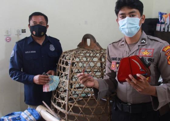 Nusabali.com - polres-klungkung-gerebek-tajen-di-tengah-pandemi
