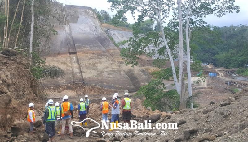 www.nusabali.com-progres-bendungan-tamblang-sudah-capai-30-persen
