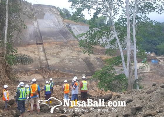 Nusabali.com - progres-bendungan-tamblang-sudah-capai-30-persen