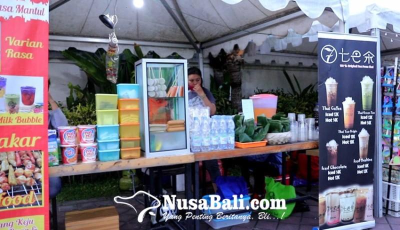 www.nusabali.com-pasar-akhir-pekan-apedi-bangkitkan-umkm-dan-promosikan-prokes-bali